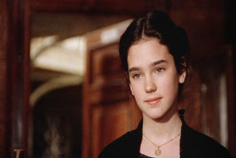 jennifer connelly as young deborah, Once Upon a Time in America, directed by Sergio Leone
