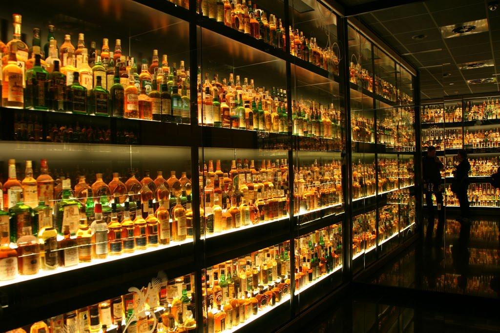 Whiskey Bar Kitchen Menu