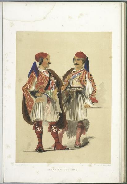 Albanian Costume
