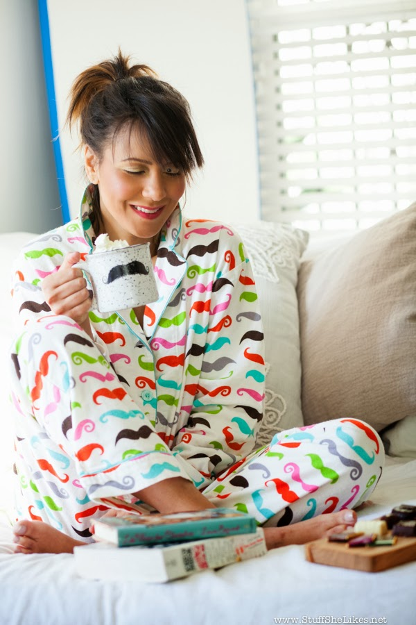 Black Blogger, cute pajamas, Alfred Coffee, melrose Place, Top Blogger, Best Blog, Fashion Blog