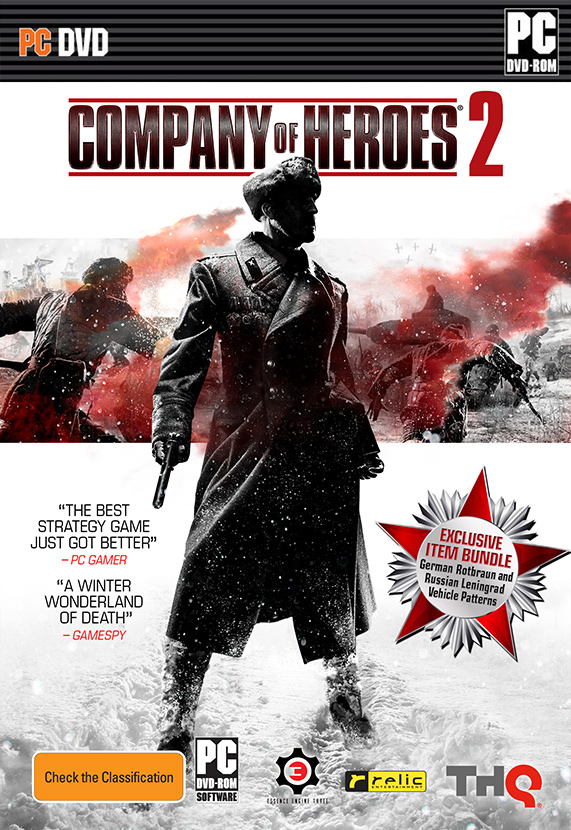 company of heroes 2 free download pc