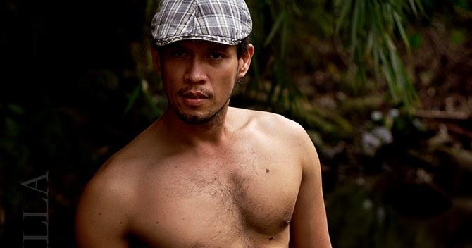 Robbie Padilla 100% Pinoy: Man Meat Central: Filipino