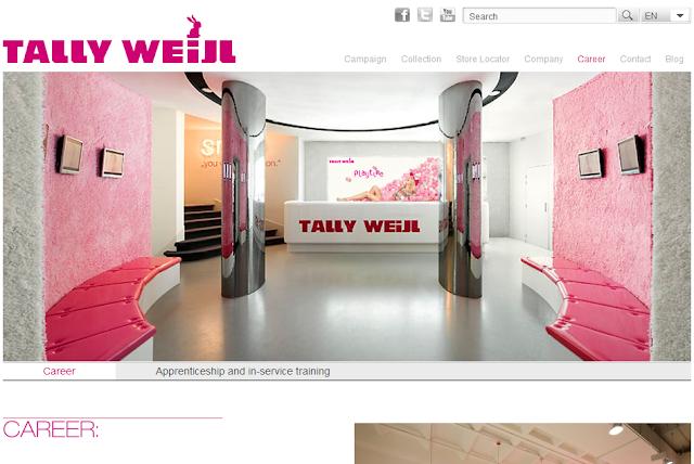 Lavora con noi: Tally Weijl