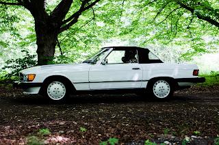 05 Mercedes-Benz 560SL R107 1988