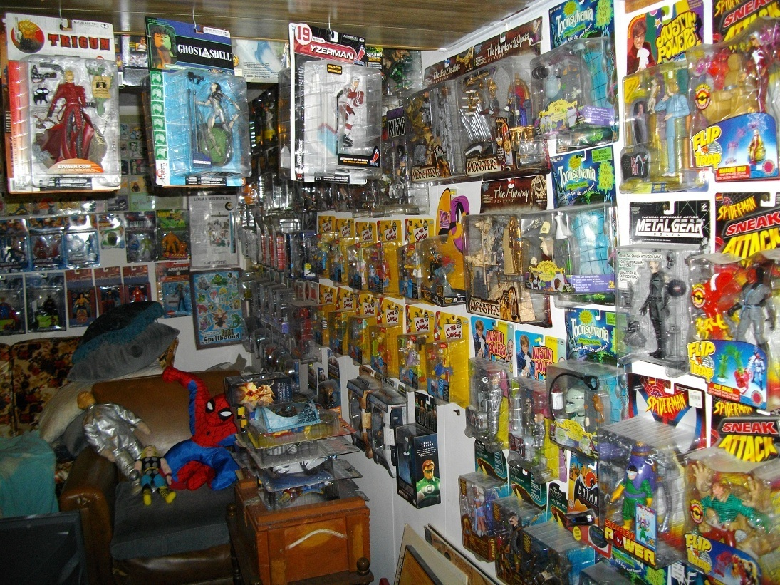 Man Cave Toys : Tales from the collection of cool vol cultural