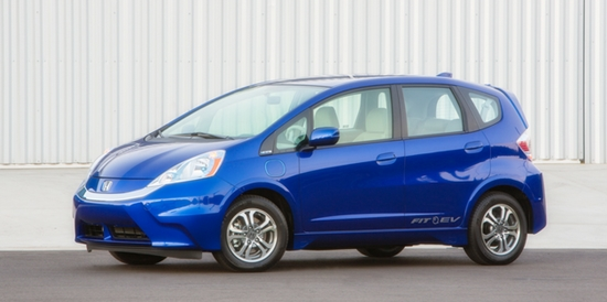2016 Honda Fit EV Review And Price Retail Crossing Contact Canada