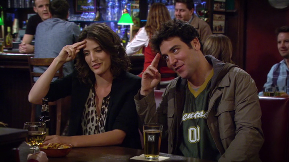 How I Met Your Mother Friends Episode : How i met your mother daily tv shows for you