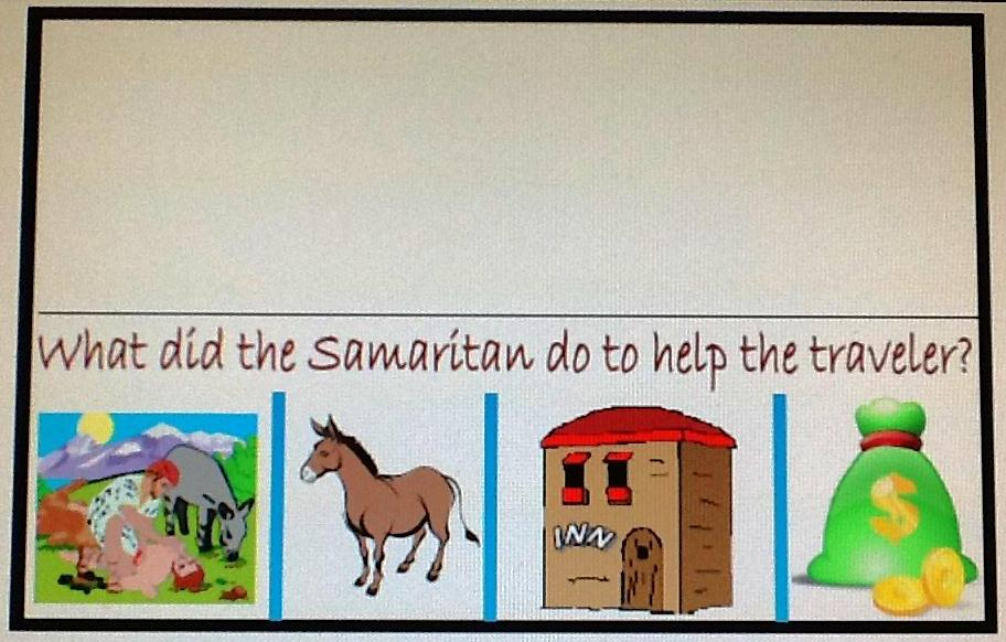Bible fun for kids the good samaritan for Good arts and crafts