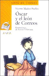 ÒSCAR Y EL LEÓN DE CORREOS