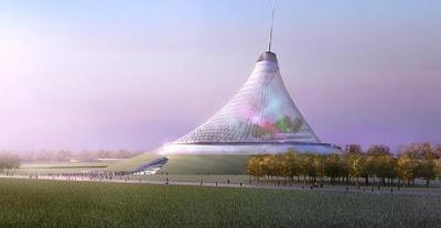 Astana Capitale des Illuminatis et occultes? 21