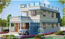 2260 Square Feet Home Design - Kerala And