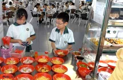 What 39 s for school lunch for Academy of oriental cuisine