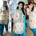 Sneha Cream Thread Work Salwar