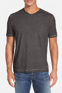 Tommy Bahama 'New Salerno' Island Modern Fit Slub V-Neck T-Shirt