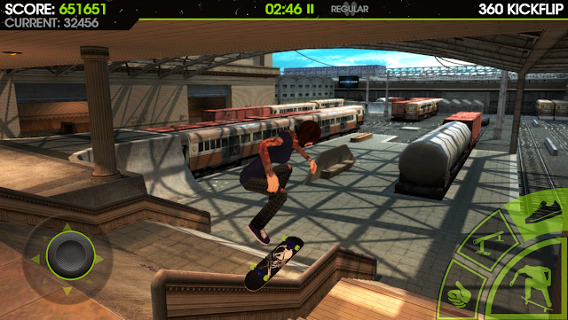 Skateboard Party 2 v1.11 Apk + Datos SD Mod [XP / Desbloqueado]