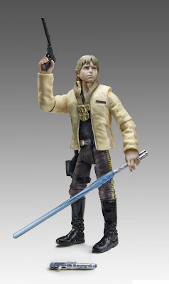 "Hasbro Star Wars The Black Series 3.75"" Ceremonial Luke figure"
