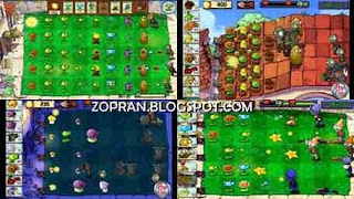 game android plant vs zombies