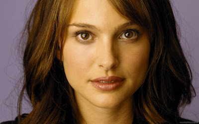 Natalie Portman Actress Spicy Wallpaper-06