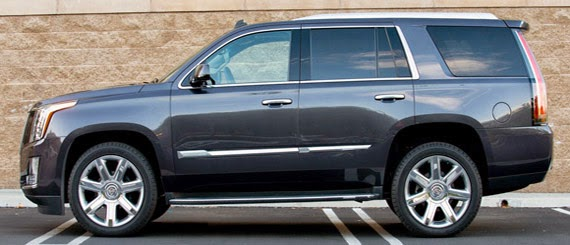 New 2015 Cadillac Escalade