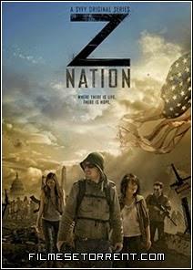 Z Nation 1 Temporada Torrent HDTV