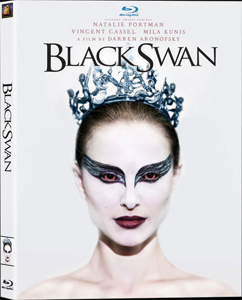 black swan cover. lack swan dvd. Black Swan