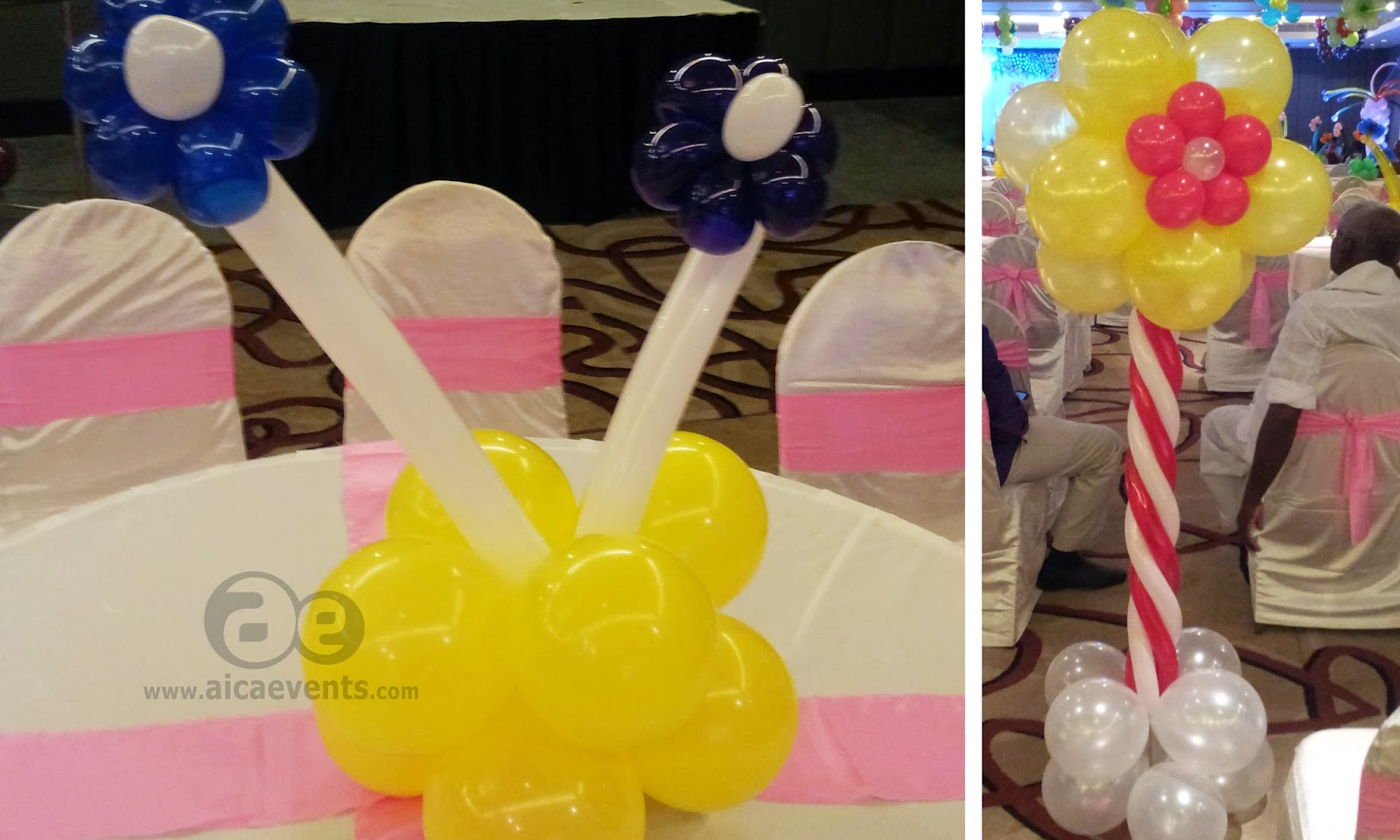 Aicaevents India: Balloon Decorations for Birthday parties