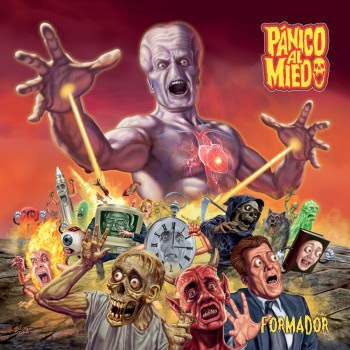 """PANICO AL MIEDO - """"FORMADOR"""""""