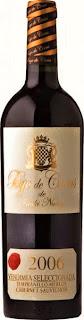 Wine #5: Pago De Cirsus 'Vendimia Seleccionada' from Navarra, Spain - RM81