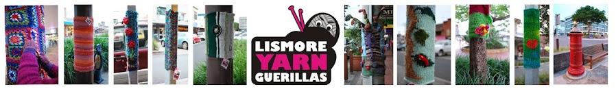 Lismore Yarn Guerillas