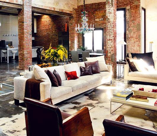 Industrial Style Interiors: AV D E S I G N: Tem Que Ter Estilo
