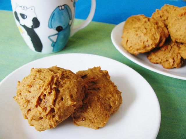 biscuits moelleux au gingembre frais (sans gluten)/gluten free soft, fresh ginger cookies