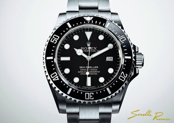 Sorelle ronco blog orologi gioielli rolex sea dweller 4000 for Sorelle ronco rolex