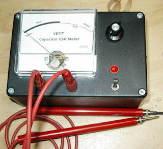 Cara membuat ESR Meter
