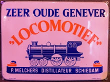 Very old train gin