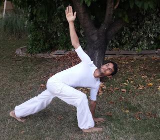 Nicolas leroux Hatha Yoga Aubagne