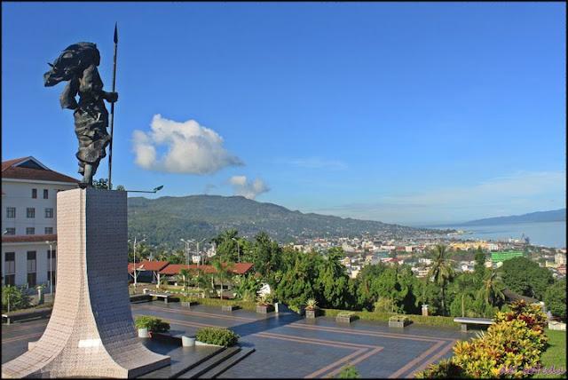 kota di timur indonesia