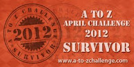 A to Z Challenge 2012