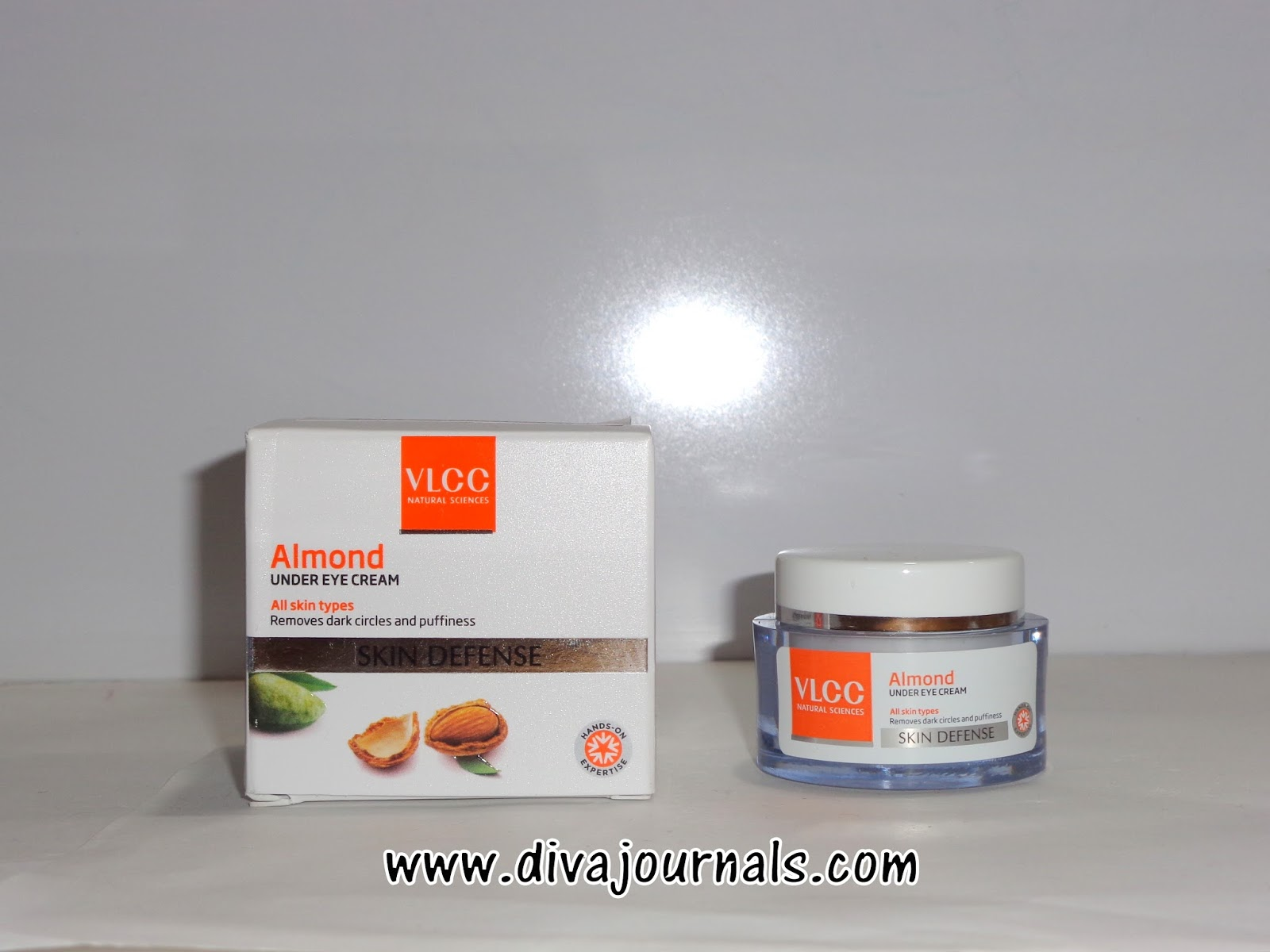 Almond Cream For Skin Vlcc Skin Defense Almond Under