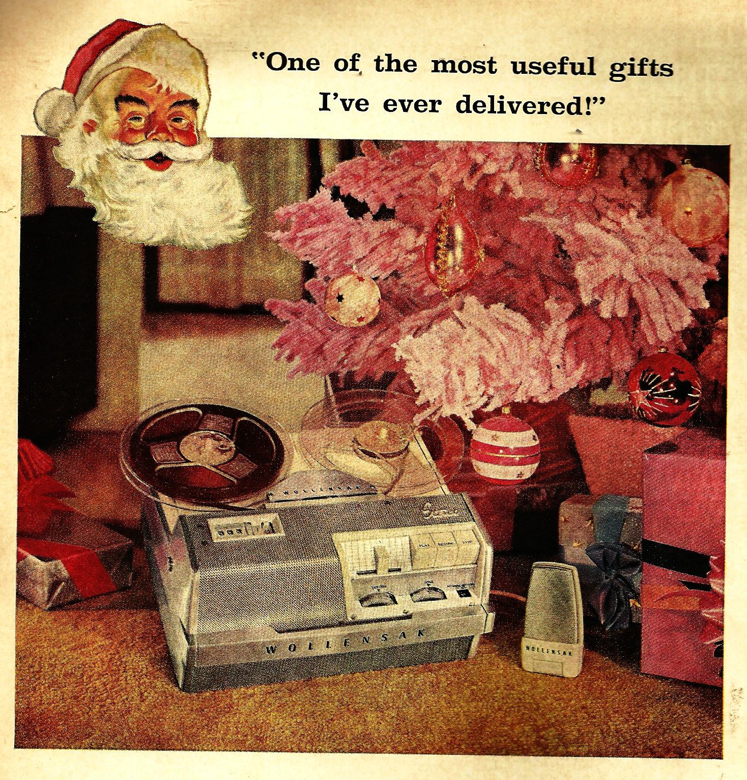 Ranch Wife 1960s Christmas Wish List