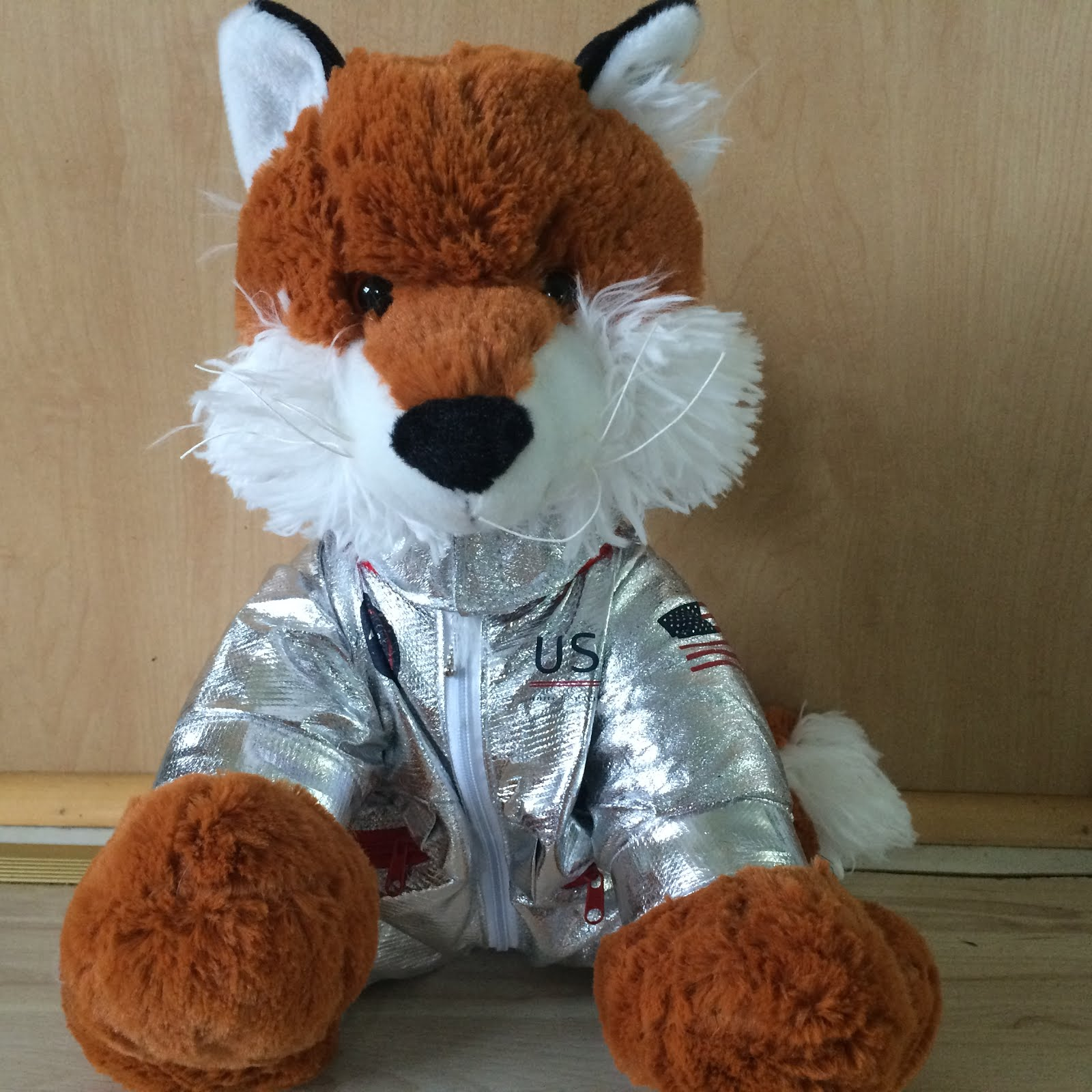 Meet Futuristic Fox