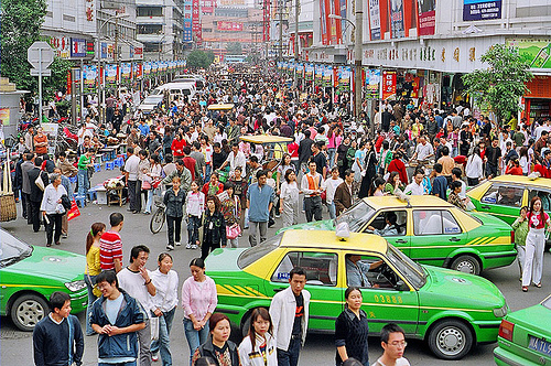 Overpopulation in china essay