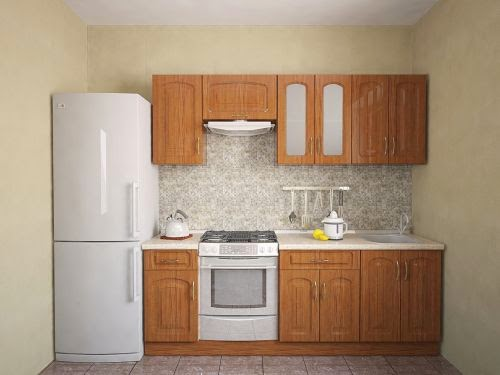 10 small kitchen ideas designs furniture and solutions for Small kitchen units designs