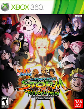 Naruto Shippuden Ultimate Ninja Storm Revolution Xbox 360 Torrent