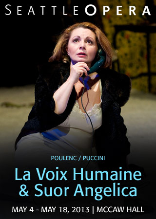 La Voix Humaine with Suor Angelica