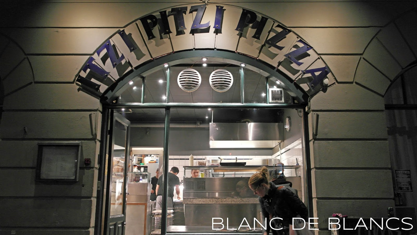 Itzi Pitzi Pizza, Vesterbro - www.bblancdebancs.fi