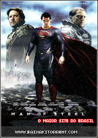 Capa Baixar Filme Superman O Homem de Aço (Man of Steel) 2013   Torrent Baixaki Download