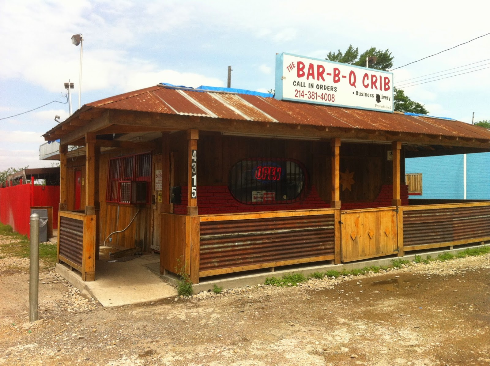 the barbecue fiend the bar b q crib dallas tx