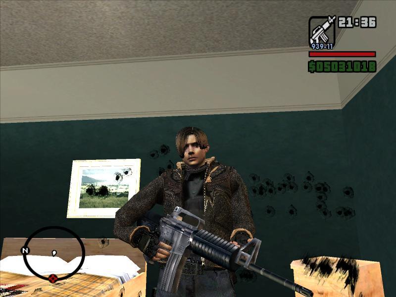 Leon S. Kennedy From Resident Evil Gta_sa+2012-06-24+14-29-12-19