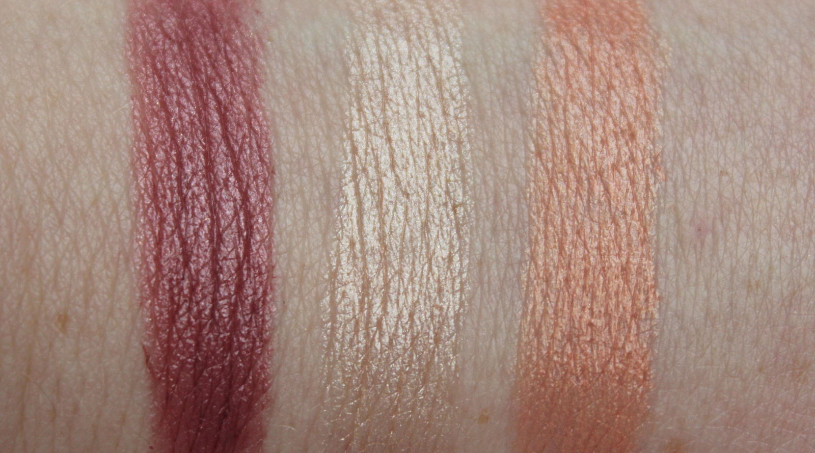 Amazing Malibu Berry (right), Hollywood And Highlight (middle), Silver Lake Sunse  (right)