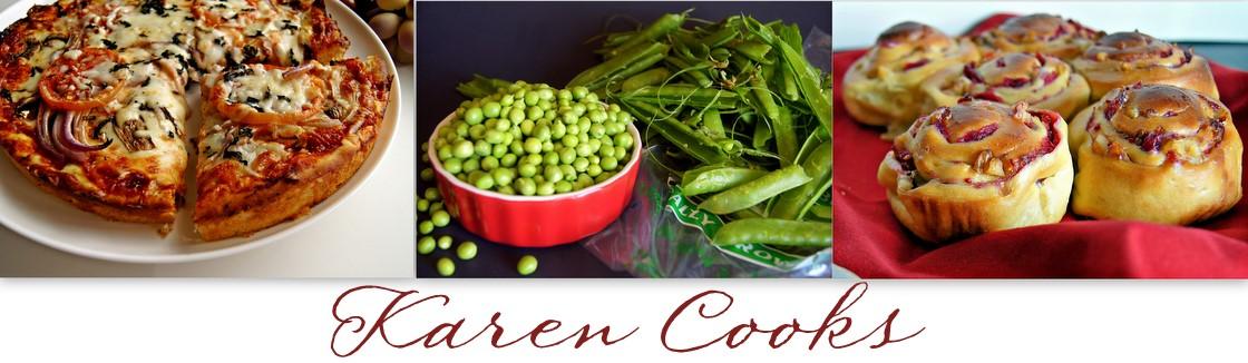 Karen Cooks